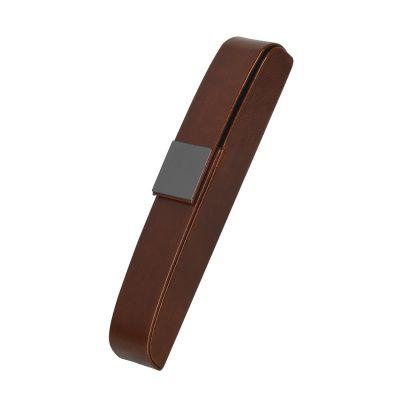 Футляр для ручки, коричневый