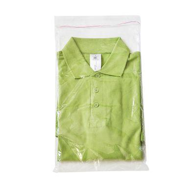 Пакет (+ упаковка одежды) со скотчклапаном, 25х40 см,