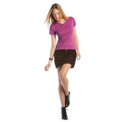 Футболка женская Watch/women, винтажный розовый