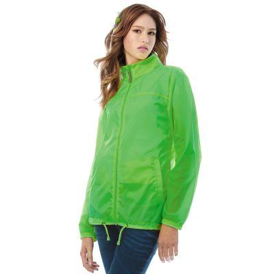 Ветровка женская Sirocco/women, зеленый