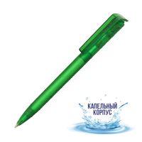 Ручка шариковая RAIN, зеленый