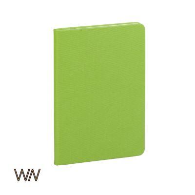 Блокнот Ровиго, формат А5, зеленое яблоко