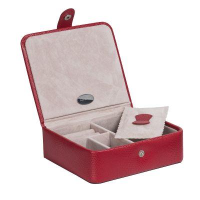 Шкатулка для драгоценностей Capricio, красный