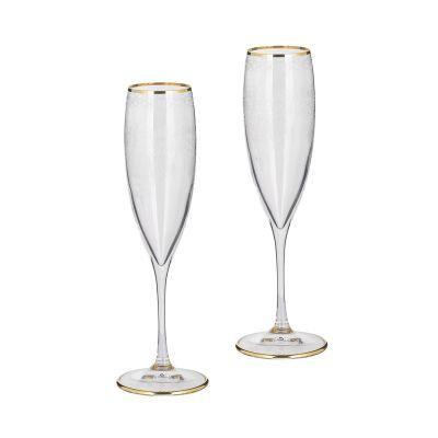 Набор для шампанского Шампань, 2 фужера, прозрачный