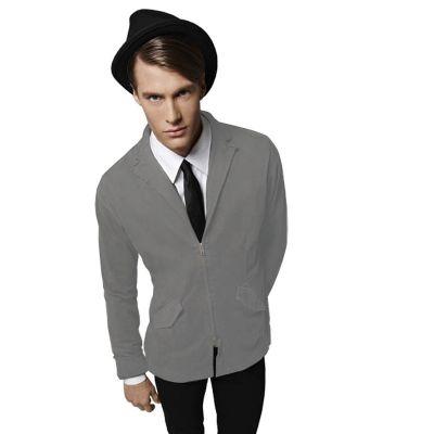 Пиджак мужской Illusion/men, светло-серый