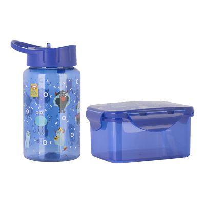 Набор подарочный с детским принтом, синий