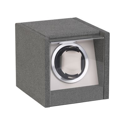 Шкатулка для часов с подзаводом, серый