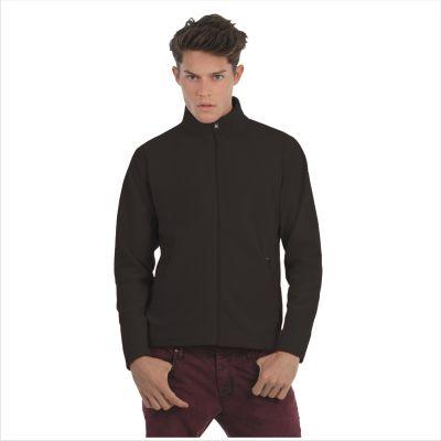 Куртка флисовая ID.501, черный