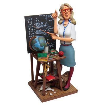 Скульптура Учительница,