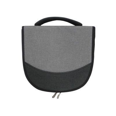 Набор для пикника Ланч на 2 персоны, серый с черным