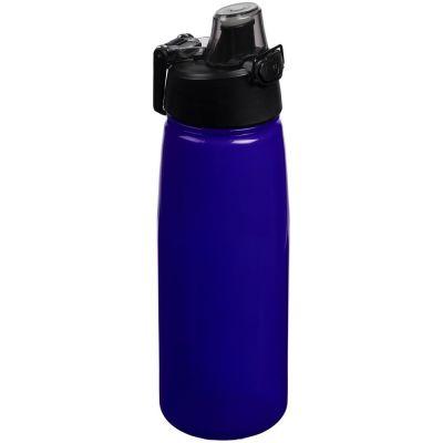 Спортивная бутылка Rally, синяя