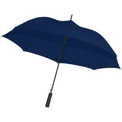 Зонт-трость Dublin, темно-синий