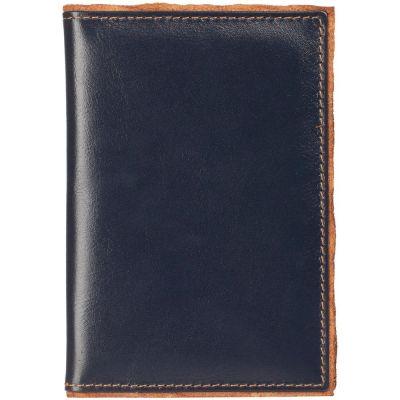Обложка для паспорта Palermo, синяя