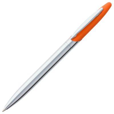 Ручка шариковая Dagger Soft Touch, оранжевая