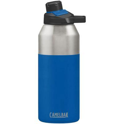 Термобутылка Chute 1200, синяя