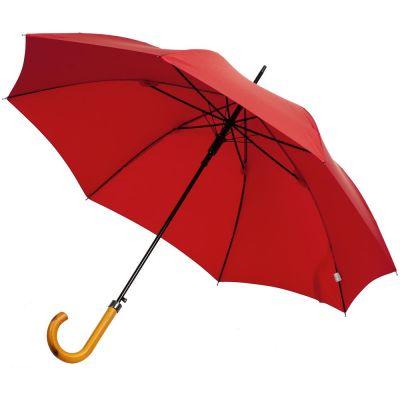 Зонт-трость LockWood, красный
