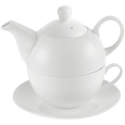 Чайный набор «Эгоист» ver.2, белый