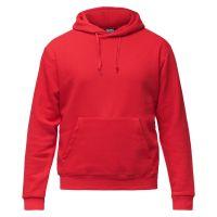Толстовка Hooded, красная