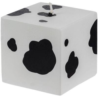 Свеча «Spotted Cow», куб