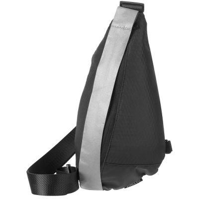 Сумка кросс-боди tagBag, черная