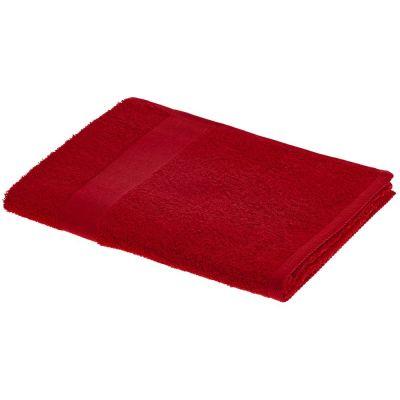 Полотенце Soft Me Light, среднее, красное