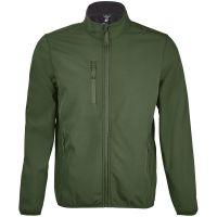 Куртка мужская Radian Men, темно-зеленая