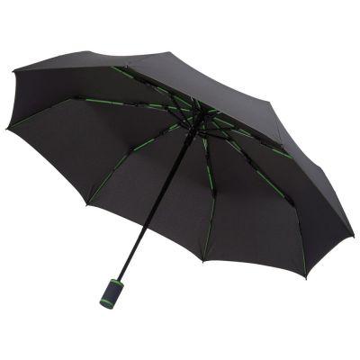 Зонт складной AOC Mini ver.2, зеленое яблоко