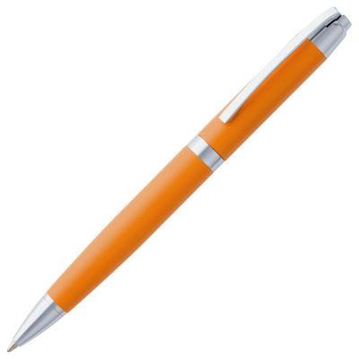 Ручка шариковая Razzo Chrome, оранжевая