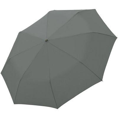 Зонт складной Fiber Magic, серый