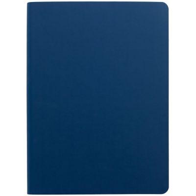 Ежедневник Flex Shall, недатированный, синий