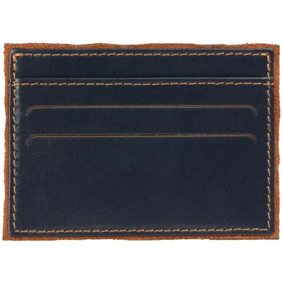 Чехол для карточек Palermo, синий