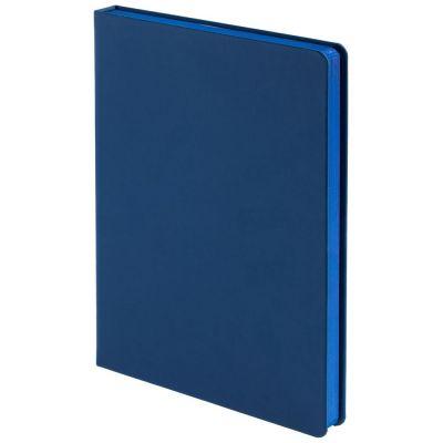 Ежедневник Shall, недатированный, синий