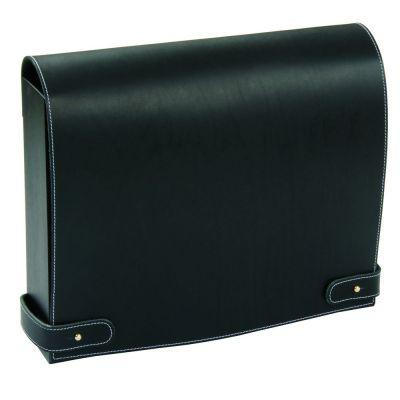 Настольная подставка для бумаг Pinetti, черная