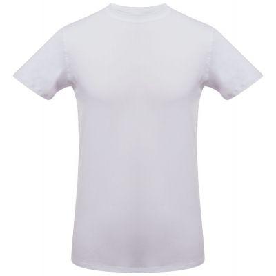 Футболка мужская T-bolka Stretch, белая
