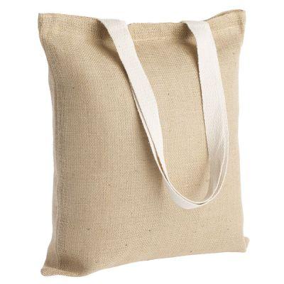 Холщовая сумка на плечо Juhu, неокрашенная