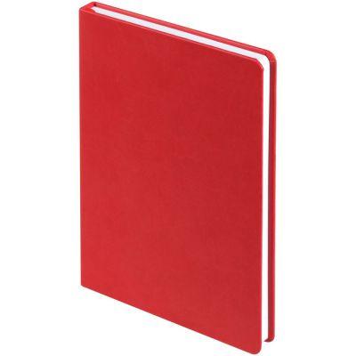 Ежедневник New Brand, недатированный, красный