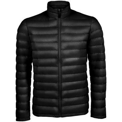 Куртка мужская Wilson Men, черная
