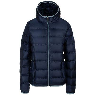 Куртка пуховая женская Tarner Lady Comfort, темно-синяя