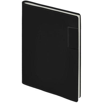 Ежедневник Tact, недатированный, черный