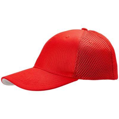 Бейсболка Ronas Hill, красная