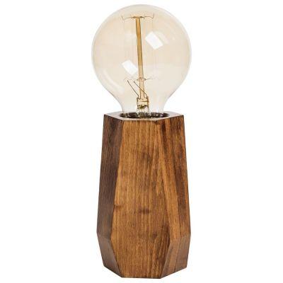 Лампа настольная Wood Job