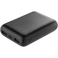 Внешний аккумулятор Uniscend Full Feel 10000 мАч, черный