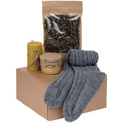 Набор Warmkeeper, серый
