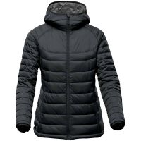 Куртка компактная женская Stavanger, черная