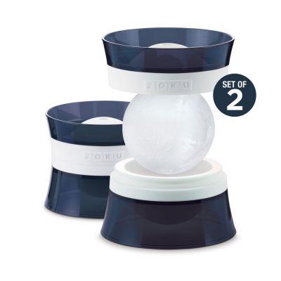 Форма для льда Ice Ball, черная