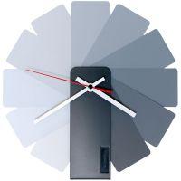 Часы настенные Transformer Clock. Black & Monochrome