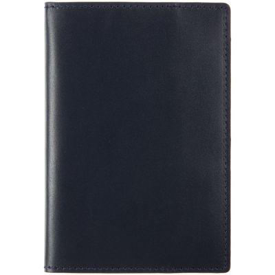 Обложка для паспорта Albert, синяя