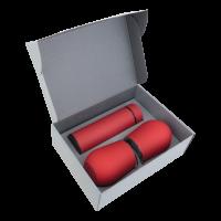 Набор Hot Box CS2 grey, цвет красный