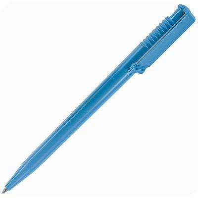 Ручка шариковая OCEAN SOLID, голубой