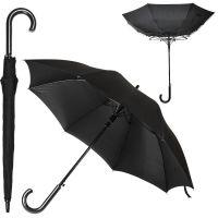 Зонт-трость 'Anti Wind', черный